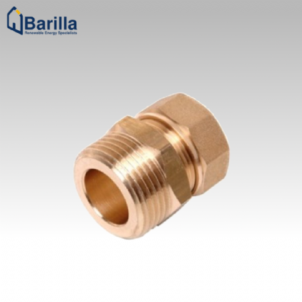DN16 to 22mm Compression Fitting